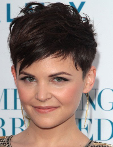 Trendy Short Spikey Hairstyles Pictures to pin on Pinterest